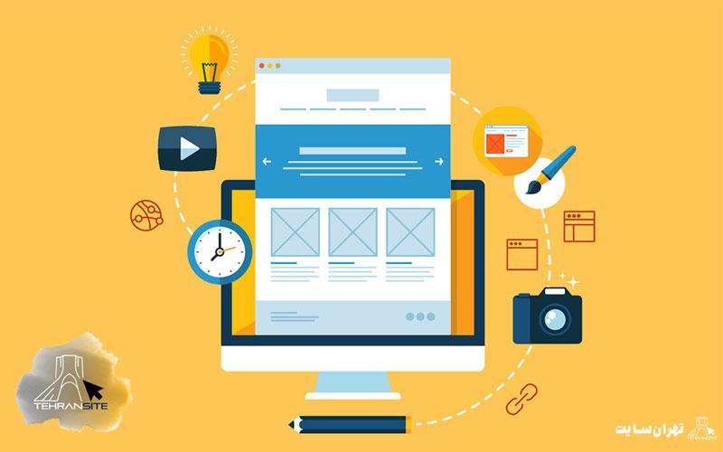 طراحی وبسایت با ورد پرس