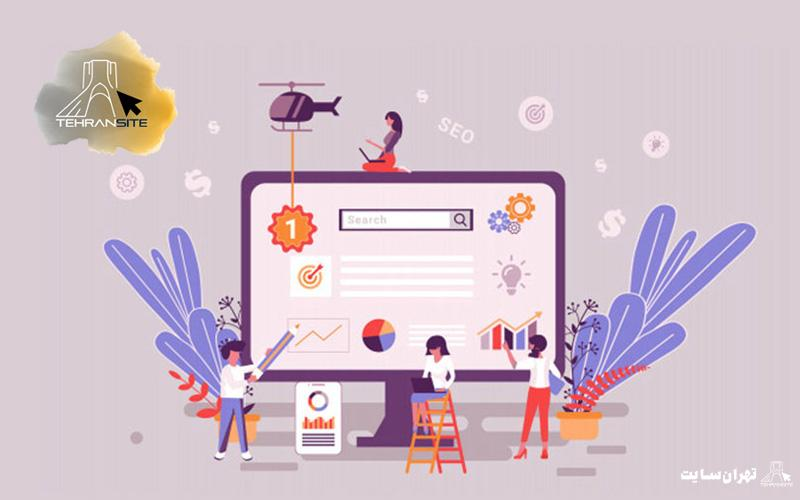 اصول طراحی وب سایت های زیبا